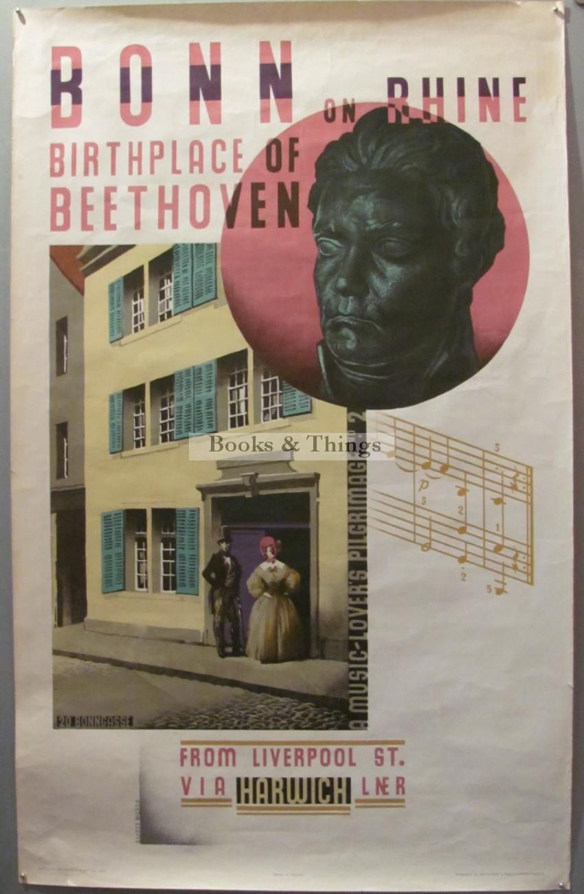Austin Cooper poster Bonn