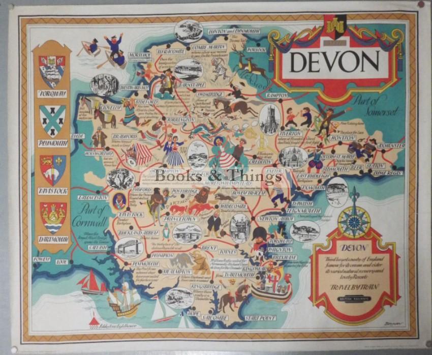 Bowyer poster Devon