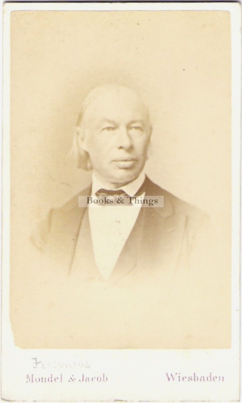Carl Fresenius carte-de-visite
