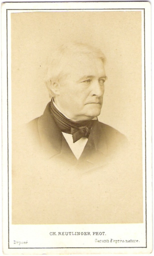 Claude Pouillet carte-de-visite