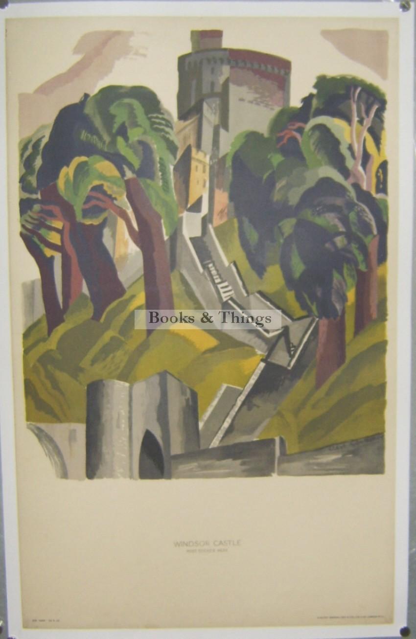 Clive Gardiner poster Windsor