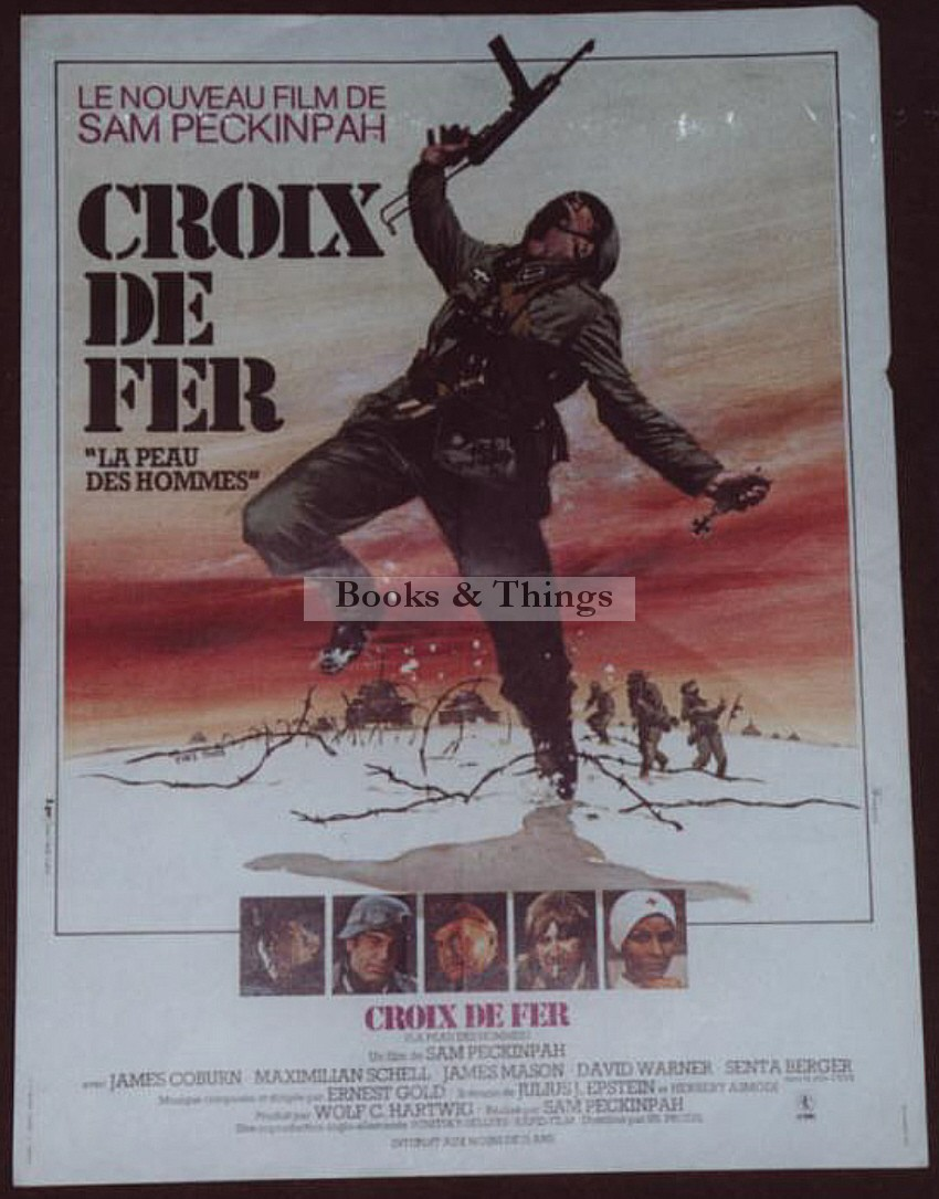 cross-of-iron-french-film-poster