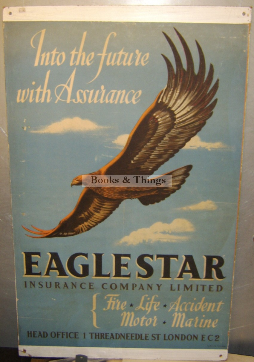 eagle-star-insurance-poster