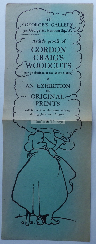 Edward Gordon Craig poster