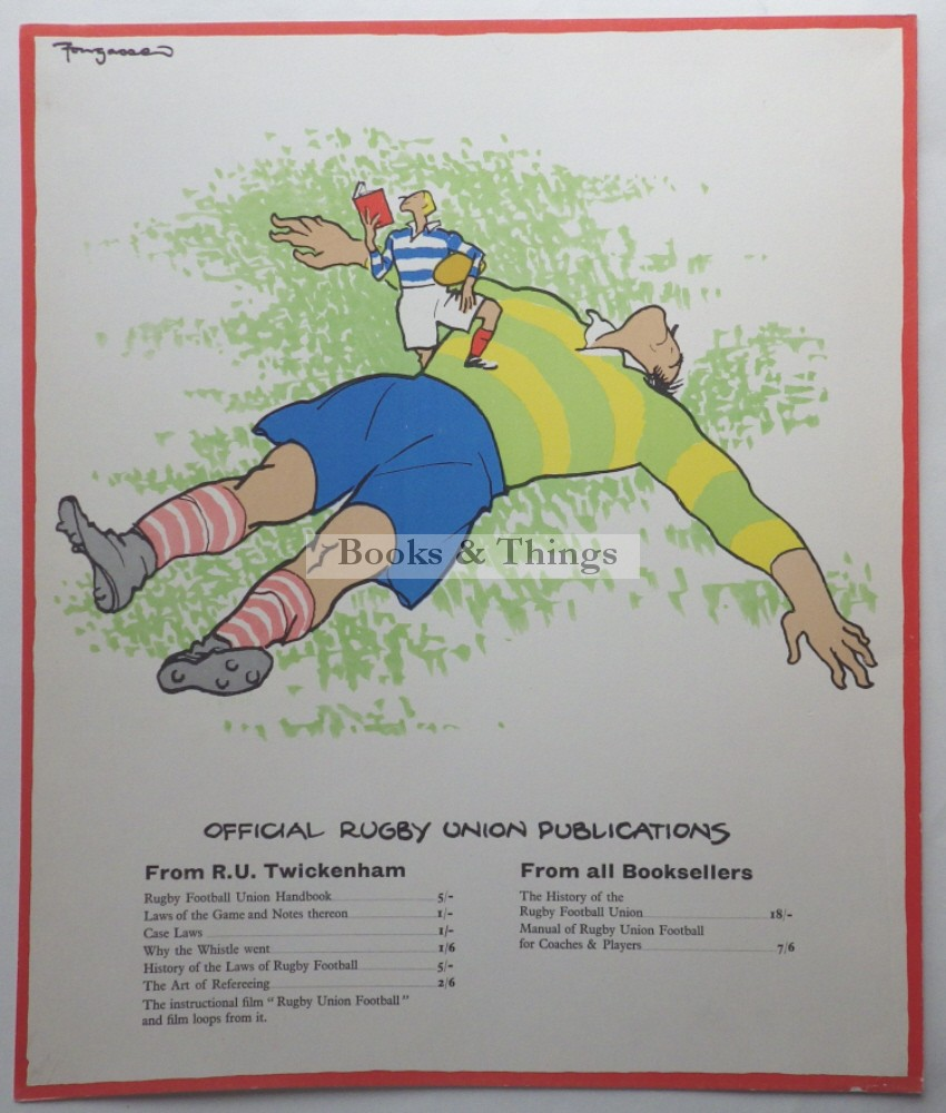 fougasse-poster-rugby-union-publications