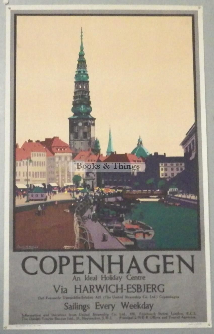 Frank H Mason poster Copenhagen