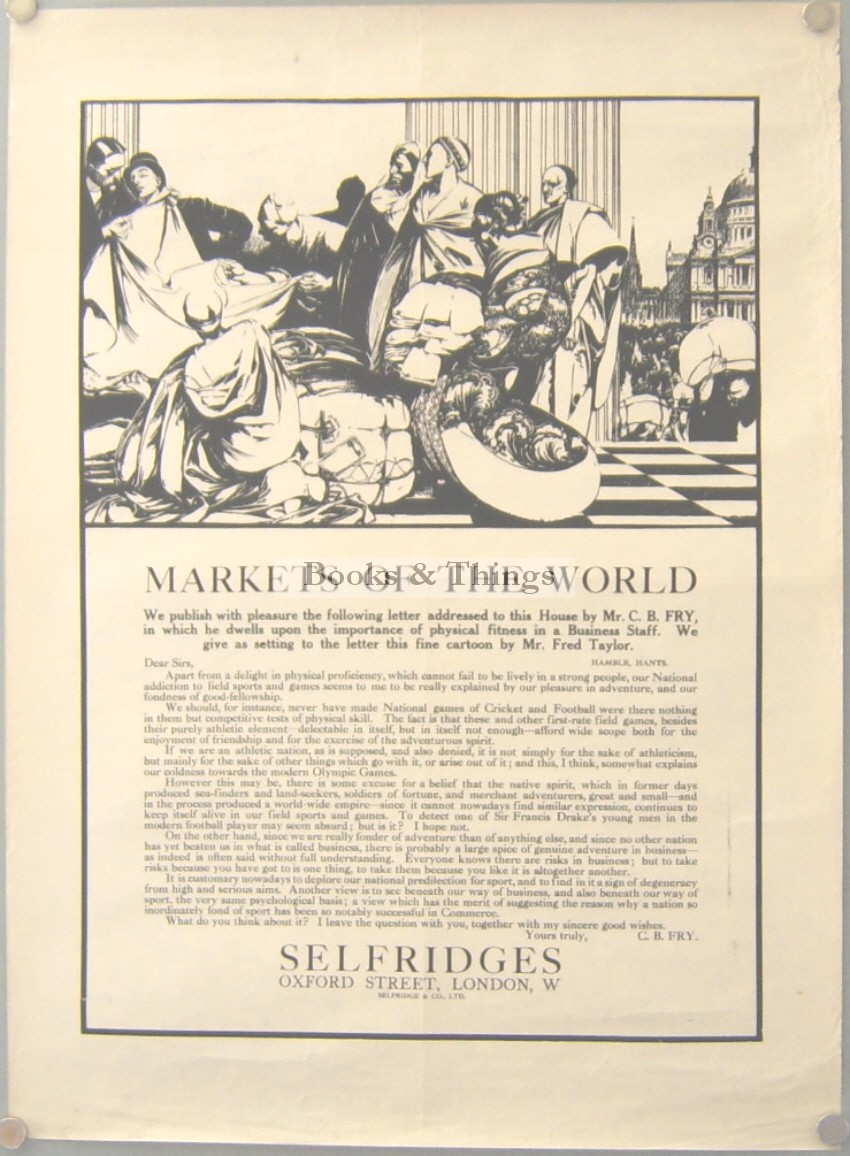 Selfridges Posters