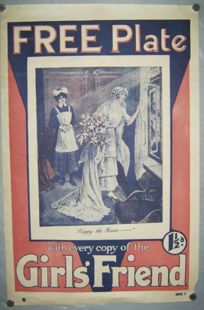 Girls Friend poster