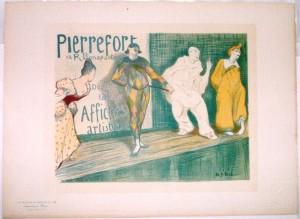 Henri-Gabriel Ibels  lithograph Maitres de l'Affiche