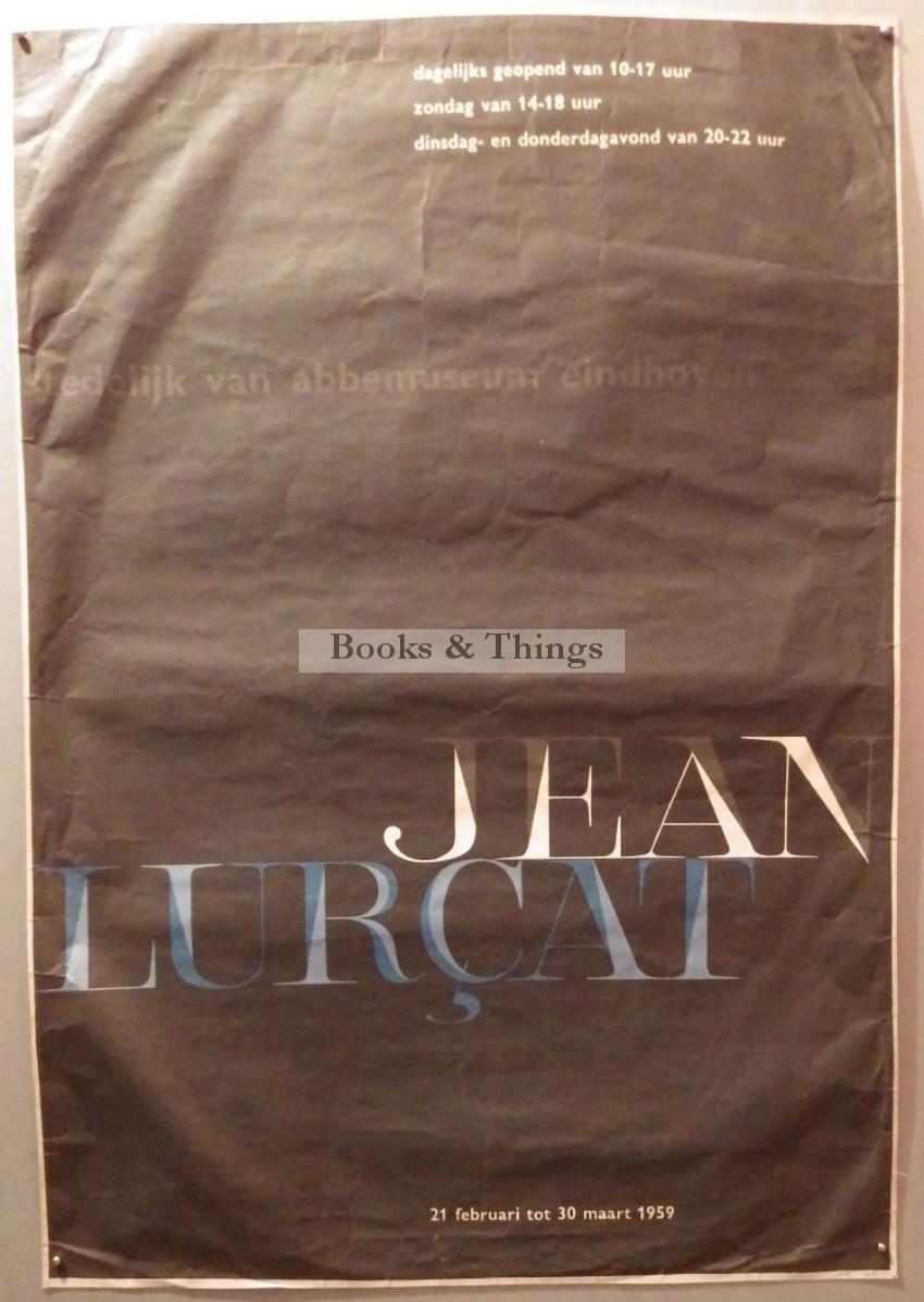 Jean Lurcat poster