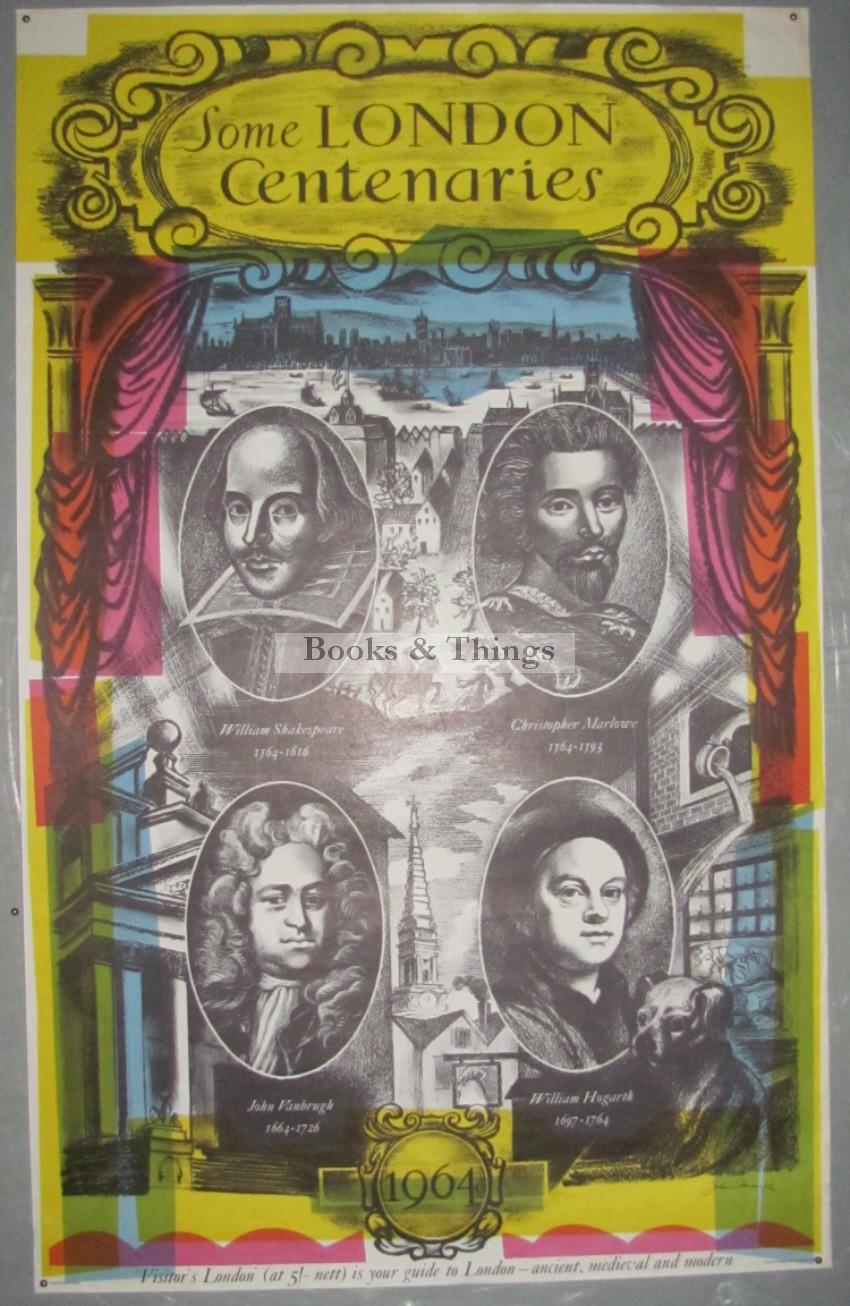 John Farleigh poster Centenaries