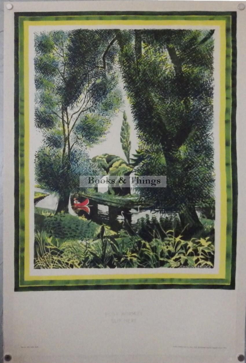 John Mansbridge poster Wormley