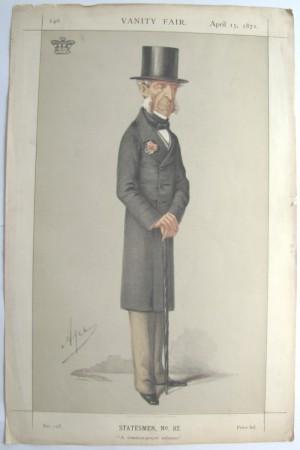 Lord Ebury Vanity Fair print