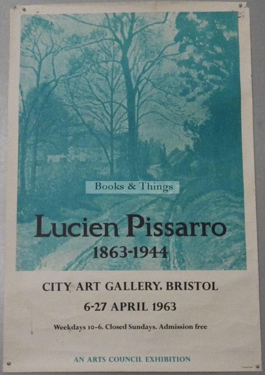 lucien-pissarro-exhibition-poster