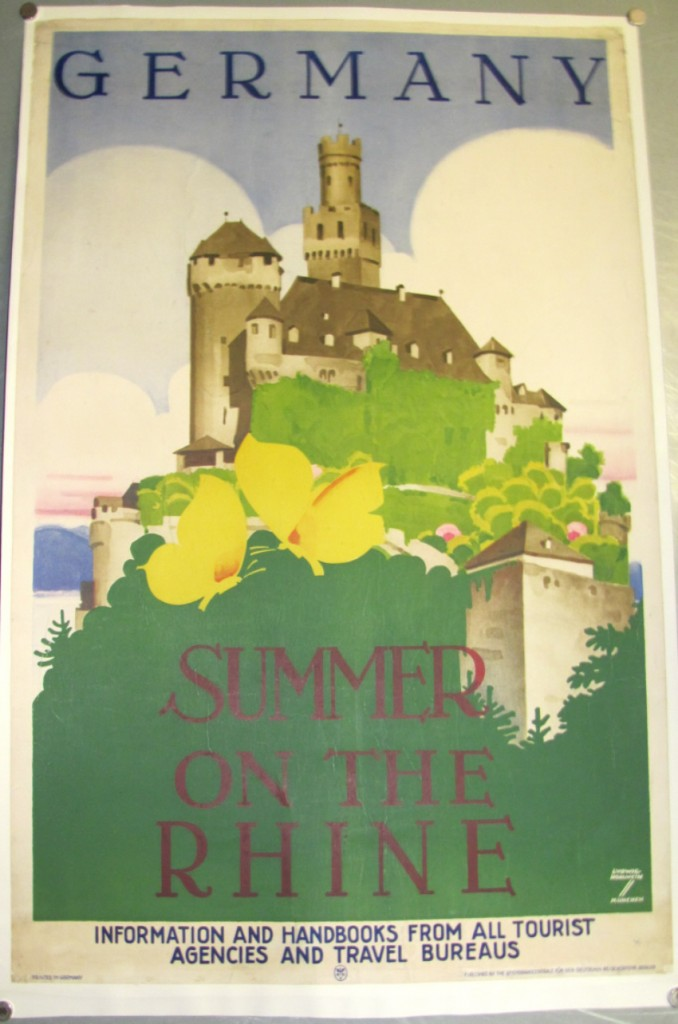 Ludwig Holwein poster Germany