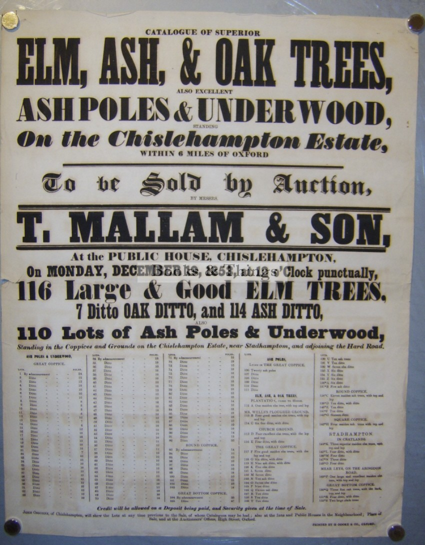 mallams-auction-poster-chislehampton