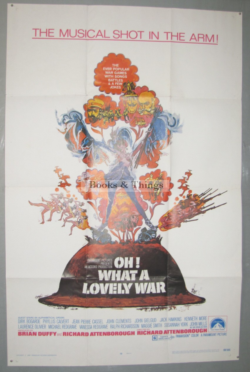 Oh What a Lovely War poster