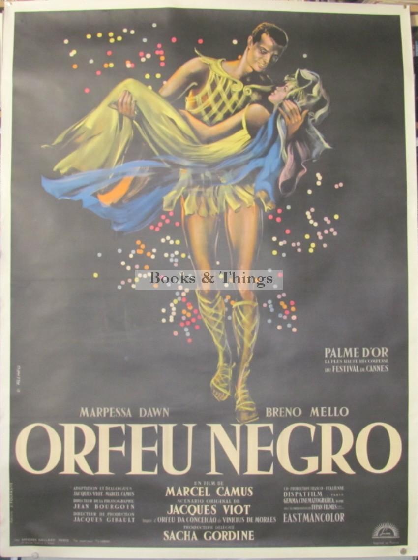 Orfeu Negro poster