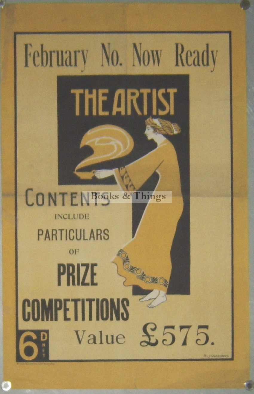 R. J. Williams poster The Artist