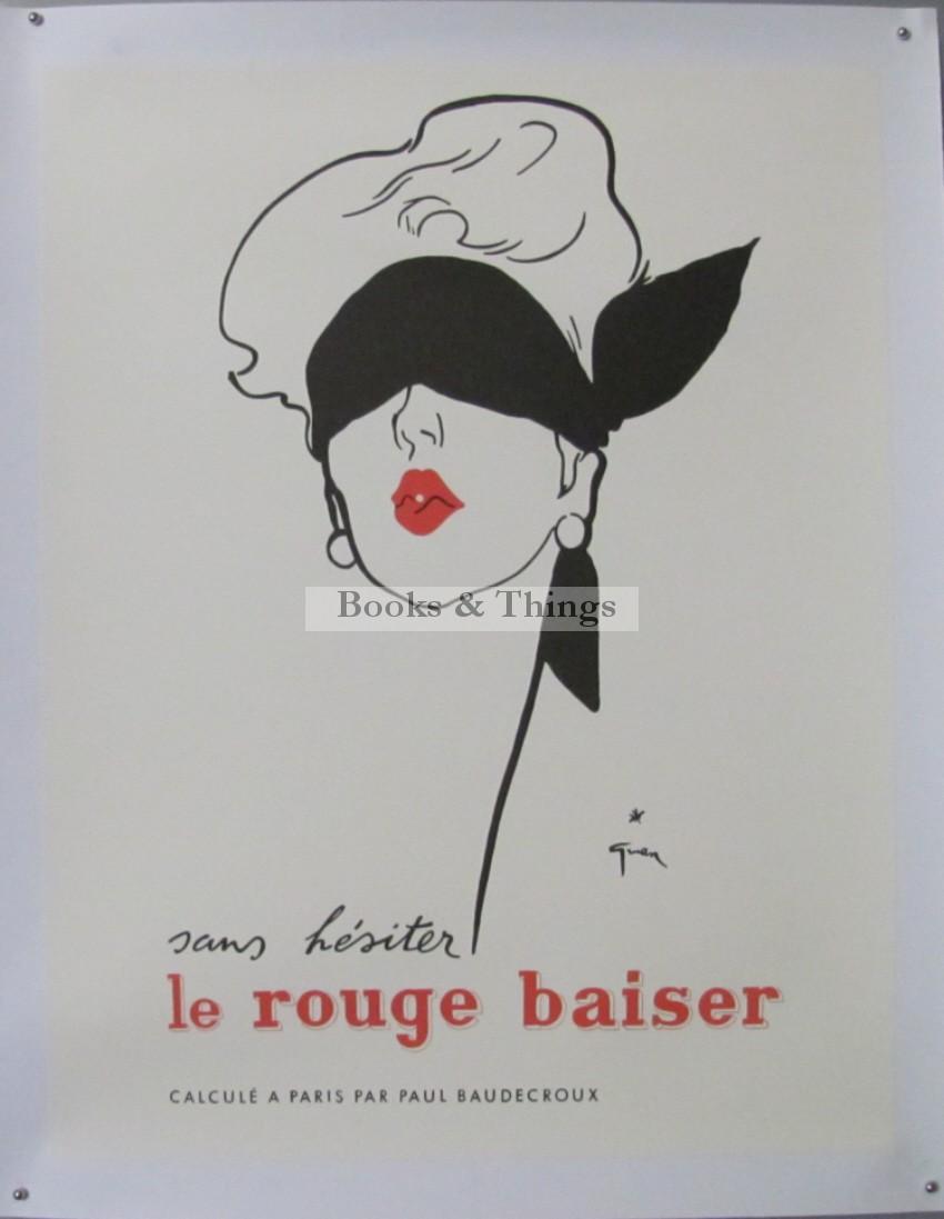 rene-gruau-poster-la-rouge-baiser