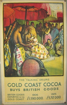 Spencer Pryse poster Gold Coast Cocoa