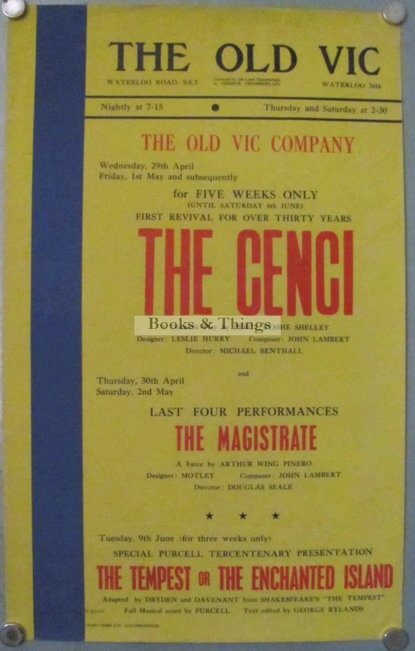 the-cenci-theatre-poster