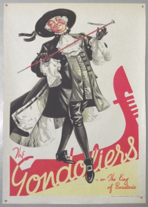 the-gondoliers-poster