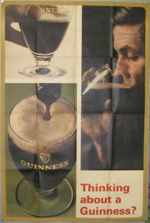 thinking-about-a-guinness-poster