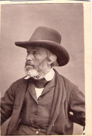 Thomas Carlyle photograph