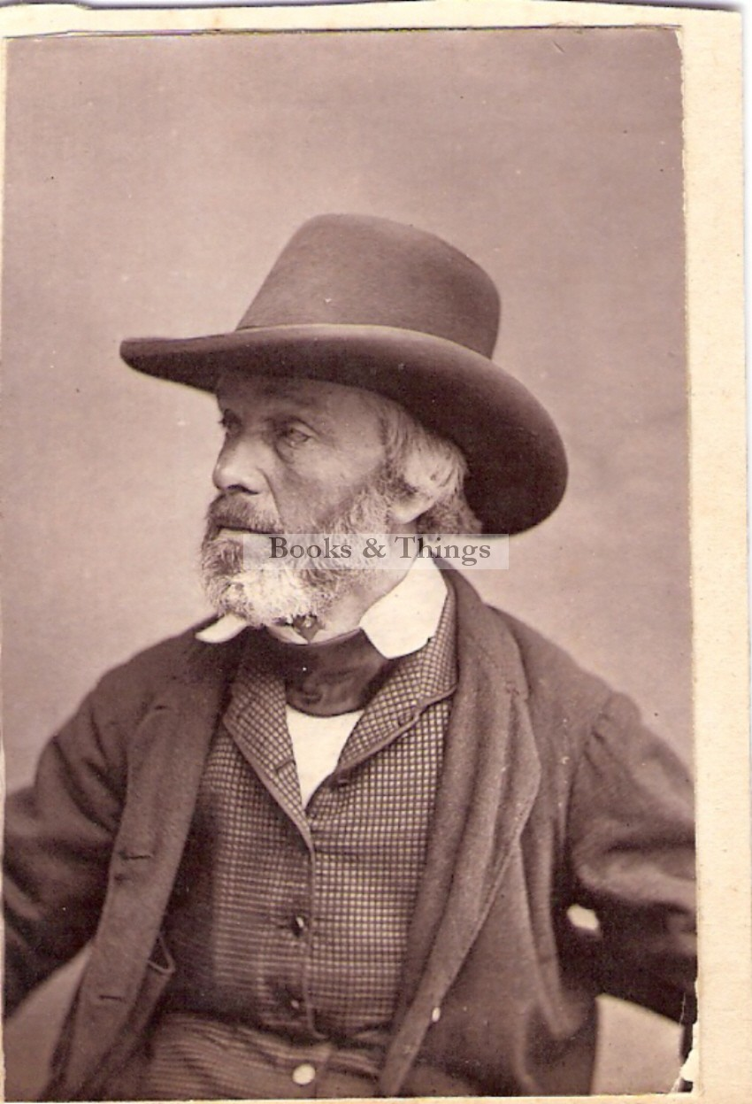 Thomas Carlyle photograph
