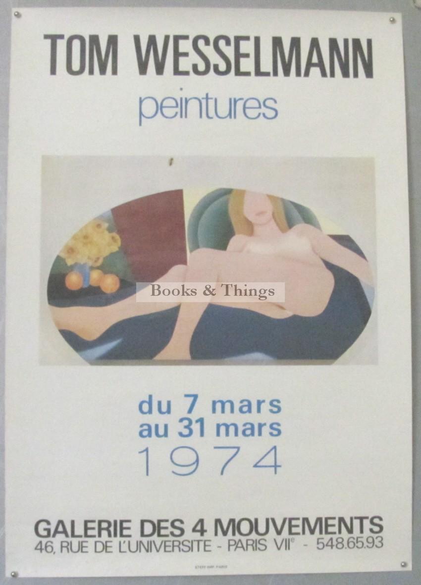 tom-wesselmann-exhibition-poster