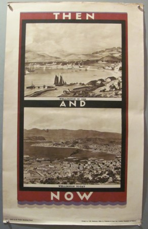 Wellington Then and Now