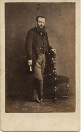 Wilkie Collins photograph