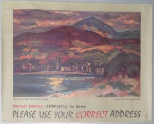 William MacTaggart poster Correct Address