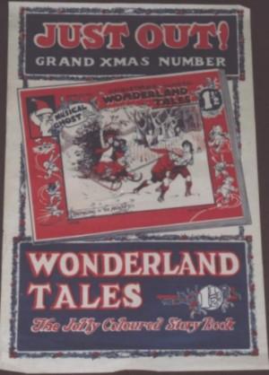 Wonderland Tales poster
