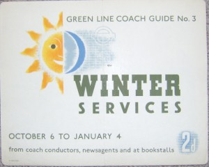 Zero poster Winter Services