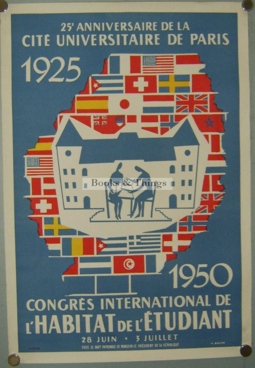 lhabitiat-de-letudiant-poster