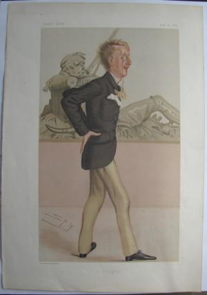 Gower Levinson Vanity Fair print