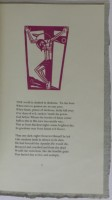 Stanbrook Abbey Press Seven Sonnets booklet