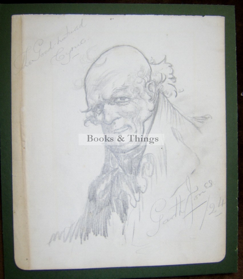 Alfred garth Jones drawing