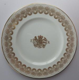Eric Ravilious Wedgwood Coronation plate