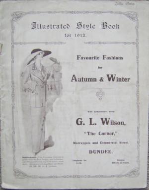 Fashion Style Book 1912