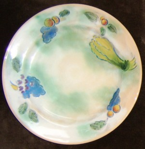 Frank Brangwyn Royal Doulton dinner plate