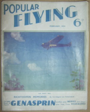 Popular Flying magazine