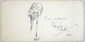 Rene Bull drawing