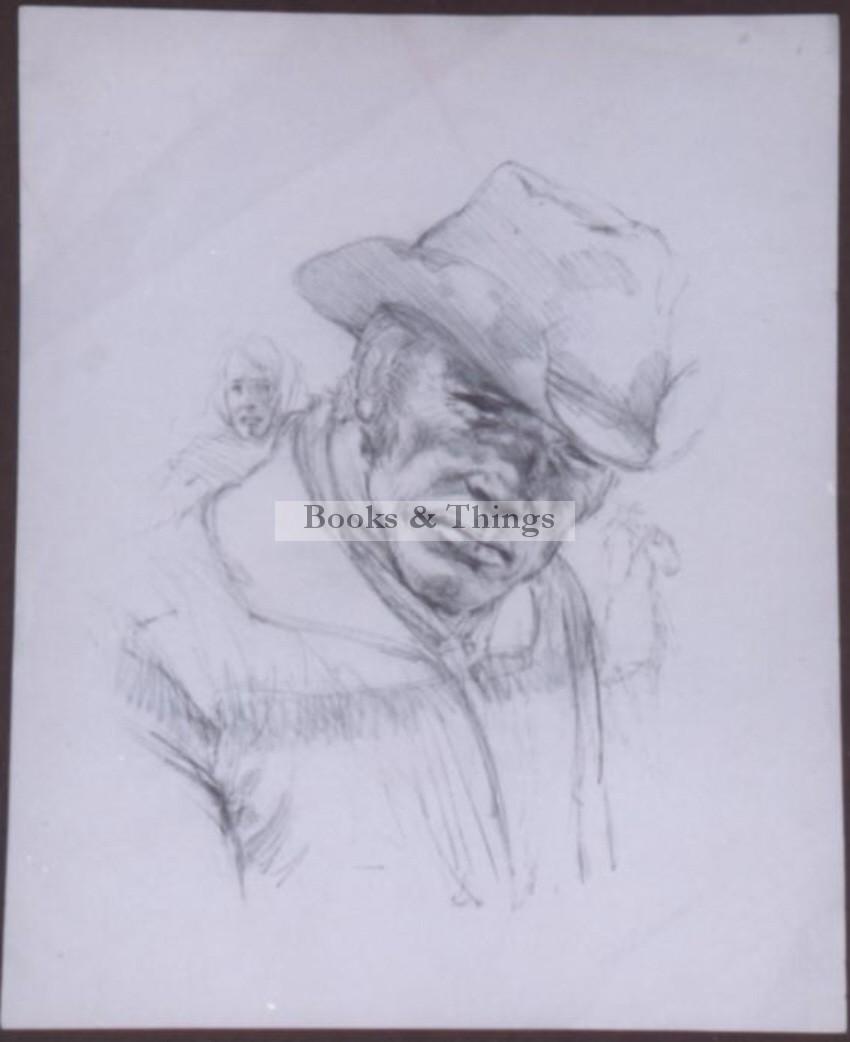 W. Francis Phillipps artwork Cowboy
