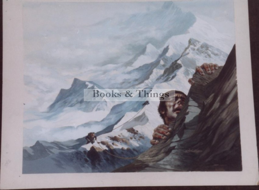 W. Francis Phillipps artwork Mountaineering