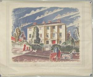 Walter Goetz Cecil Rhodes House