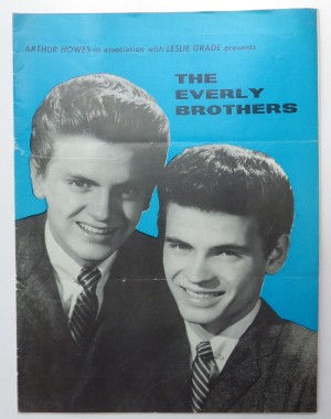Everly Brothers programme