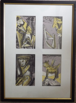 robert colquhoun lithographs